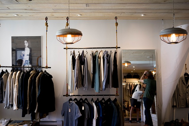systemy sklepowe odzieżowe